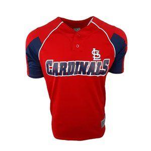 Majestic St. Louis Cardinals Yadier Molina Jersey